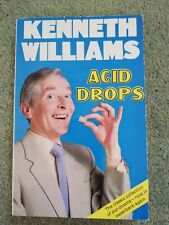 Acid Drops by Williams, Kenneth Paperback Book 1988