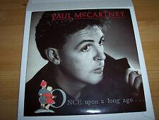 """Paul McCartney - Once Upon A Long Ago - 7 """" Single"""