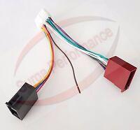 Radio Adapter für KENWOOD Kabel für Auto Radios 14 polig ISO Stecker KRC 354