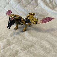 Power Rangers Mystic Force Knight Wolf To Dark Fury Dragon Figure