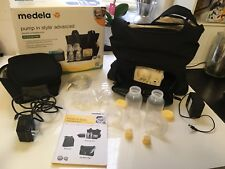 Medela pump in style advanced Shoulder Bag & kit nursing breast feeding