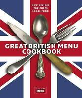 The Great British Menu Cookbook: Bk. 2, Various | Hardcover Book | Good | 978140