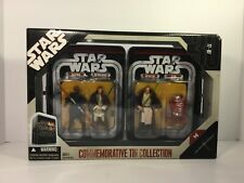 Hasbro Star Wars Episode I Commemorative Tin Collection Action Figure Set 1 of 6