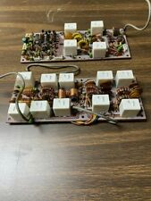 Low Pass Filter boards for Kenwood TS-930S Radio Transceiver