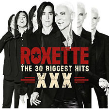 ROXETTE (30 BIGGEST HITS -  2 DISC SET SEALED + FREE POST)