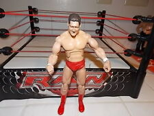 "WILLIAM REGAL 2005 JAKKS PACIFIC WRESTLING FIGURE RARE WWE WWF LOT 7"" ENGLAND NR"