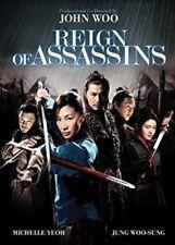 Reign Of Assassins [New DVD]