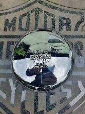 "Harley Davidson WL WLA WLC WLD Flathead UL Panhead Air Cleaner 7"" Chrome"