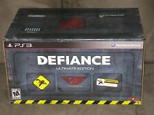 DEFIANCE ULTIMATE EDITION GAMESTOP EXCLUSIVE MINT PLAYSTATION 3 PS3 RARE
