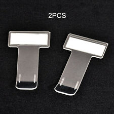2 Car Vehicle Parking Ticket Receipt Permit Card Holder Clip Sticker Windscreen