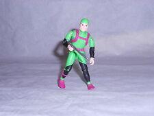 Figurine Vintage LANARD type G.I JOE homme grenouille avec accessoires 1986