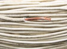 NOS Western Electric stranded 6 meter 15GA for amplifier speaker cable