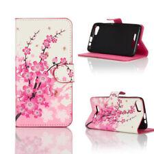 Cover e custodie rosa Per Wiko LENNY in pelle sintetica per cellulari e palmari