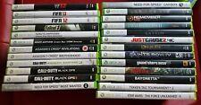 Xbox 360 spielesammlung
