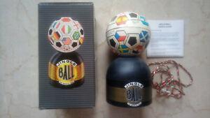 Gadget Mondiali  Calcio Italia 90 jingle ball inni nazionali nuovo c/scatola