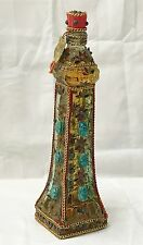 Parfums Lady Hamilton Egypt Fragrance Perfume Beaded Bottle Vintage Sealed