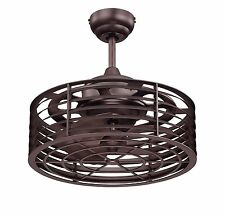 Savoy House 14-325-FD-13 Sea Side Fan d'Lier in English Bronze With Remote