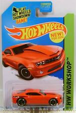 2013 '13 CHEVY CHEVROLET CAMARO COPO RED HOT WHEELS HW DIECAST 2014 '14 RELEASE