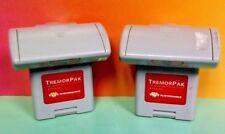 2 Nintendo 64 TremorPak Rumble Pak Pack N64 by Performance Paks Lot Bundle Rare