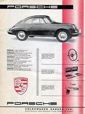 Porsche Auto Advertising