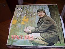 VINCE HILL-EDELWEISS-LP-VG-CAPITOL BLACK(RAINBOW)6000 SERIES-1967