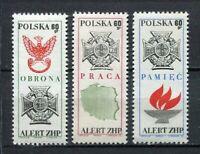 35788) Poland 1969 MNH Alert Of Polish Pathfinders' Union