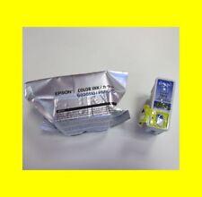 2 X2 x Orig. Cartuccia Stylus Photo Ex / 700/750 T0501 (T013) T0530/S020110
