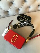 Auth. Marc Jacobs The Snapshot Camera Bag on sale