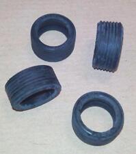 Scalextric neumáticos rayados 18´3x9´8mm (19x10mm) SCX Exin Ninco MSC GOM OSC