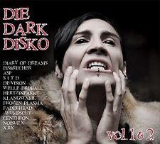 DIE DARK DISKO 01+02 2CD BOX 2015 ASP DIARY OF DREAMS Eisbrecher SHE PAST AWAY