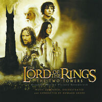 Howard Shore ‎CD The Lord Of The Rings: The Two Towers (Original Motion Picture