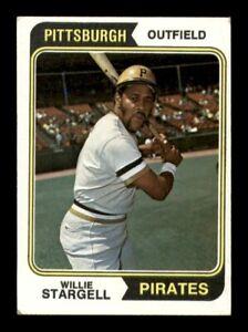 1974 Topps Set Break # 100 Willie Stargell VG-EX *OBGcards*