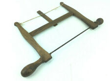 Vintage SMALL Buck Bow Saw 7 TPI Woodworking Collectible Tool England