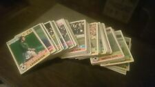 Original TOPPS (les 5) Chewing-gum football collector cartes (1977) rouge et rose