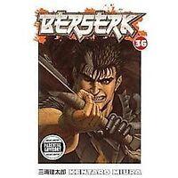 Berserk Volume 36 (Paperback or Softback)