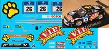 1/43 DECAL PORSCHE 911 gt3 RSR VIP Petfoods 24h N 'ANELLO