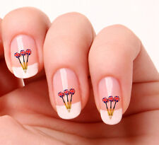 20 Nail Art Decals Transfers Stickers #186  - Darts