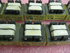 TAMURA (3FS-424) TRANSFORMER SINGLE 12VAC .50A (LOT OF 10)