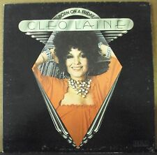 CLEO LAINE Born on a Friday LP OOP mid-70's vocal jazz