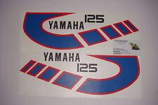 TY 125  YAMAHA  EMBLÈMES COMPATIBLE