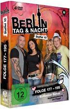 Prashant Prabhakar - Berlin - Tag & Nacht - Staffel 10 (Folge 177-195) [4 DVDs]