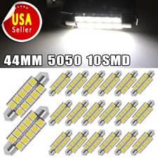 New listing 44mm Led Festoon 579 6413 Bulb 6000K Trunk Cargo License Plate Light Bulbs White