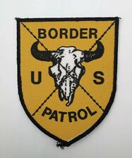 United States Border Patrol, Arizona shoulder patch