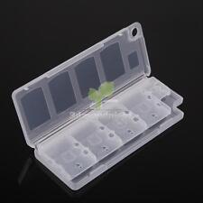 10in1 top Plastic Game Memory Cards Holder Case Storage Box for Sony PS Vita PSV