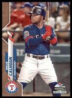 2020 Topps Series 2 Base Gold #582 Willie Calhoun /2020 - Texas Rangers