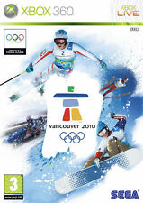 Vancouver 2010 XBOX 360 IT IMPORT SEGA