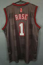 LIMITED EDITION NBA CHICAGO BULLS DERRICK ROSE BASKETBALL SHIRT JERSEY SIZE 2XL