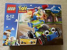 Lego juguete historia Woody y Buzz al rescate (7590)