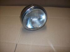 Kawasaki z 400 kz 400 headlight 001- 1269 Cibie headlight curved dished glass