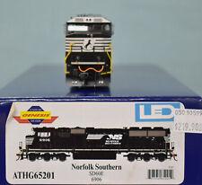 Athearn Genesis #65201 - HO Scale - Norfolk Southern SD60E Road #6906